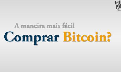 A maneira mais fácil de comprar Bitcoin